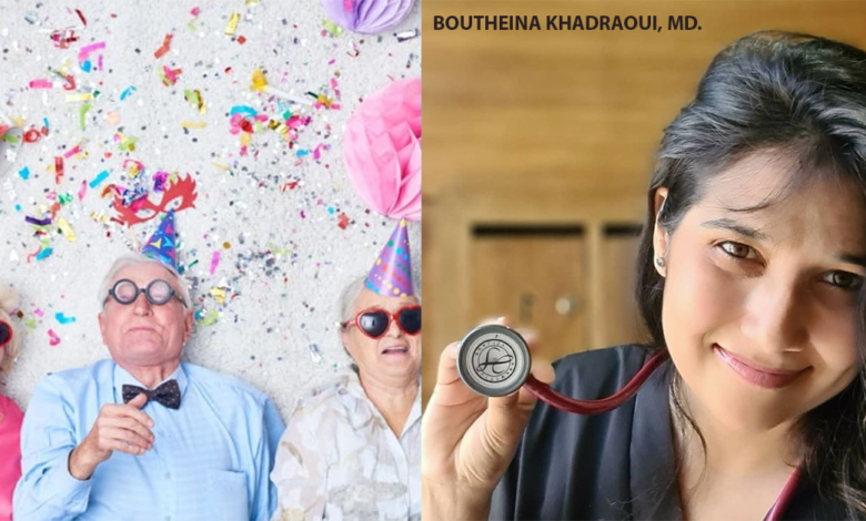 Photo of Interview with the Moroccan Geriatric Doctor: Boutheïna Khadraoui